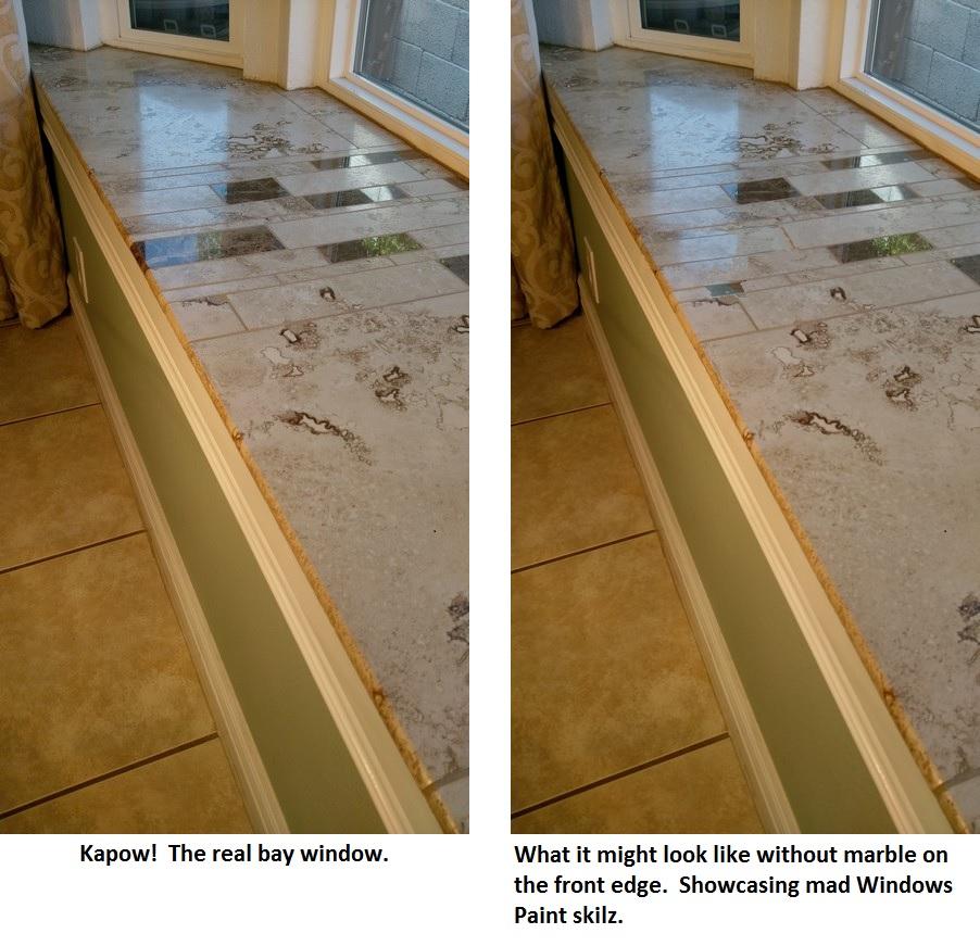 Kitchen Countertop Tile Bullnose