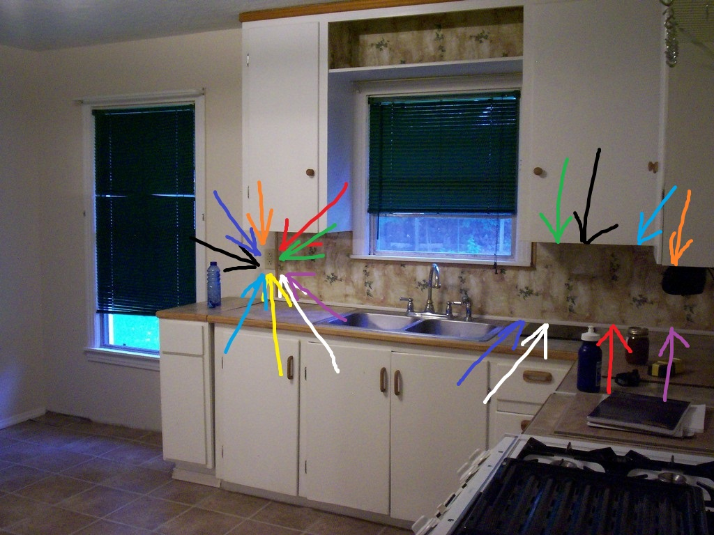 why replace home electrical wiring old kitchen outlets 2 Basic Electrical Wiring Diagrams Basic Electrical Wiring Diagrams